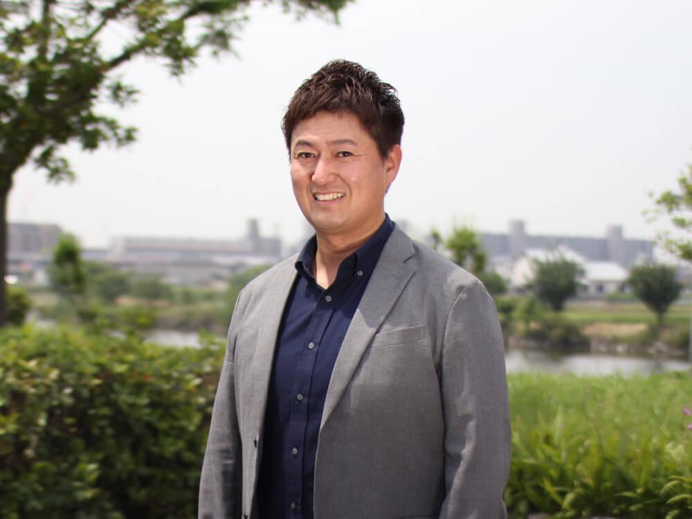 理事長 渡邉盛時(わたなべせいじ)