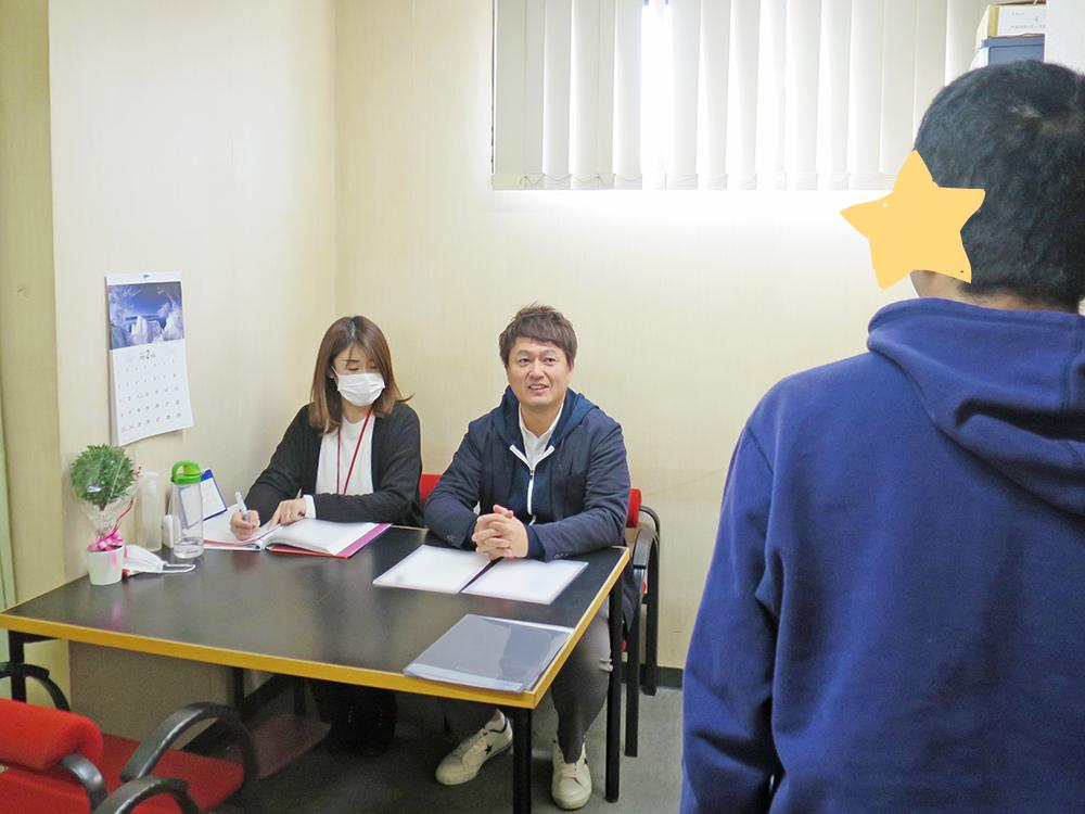 障害者雇用創造センター 模擬面接