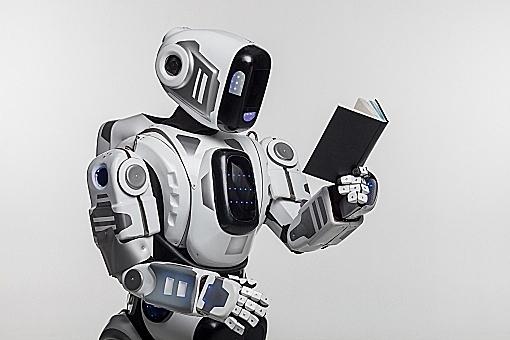 現実でもロボットが発達してきましたが…
