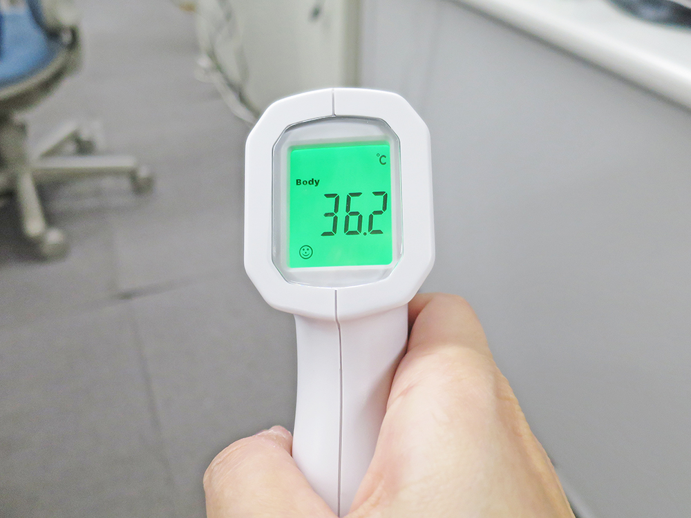 体温計 障害者雇用創造センター