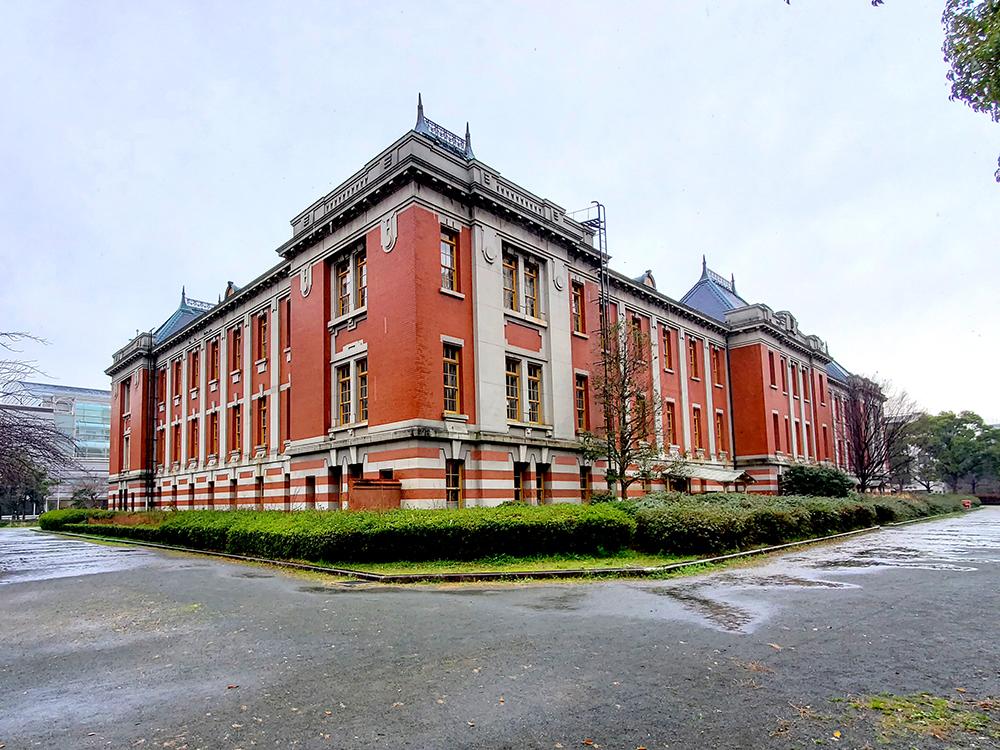 名古屋市市政資料館外観