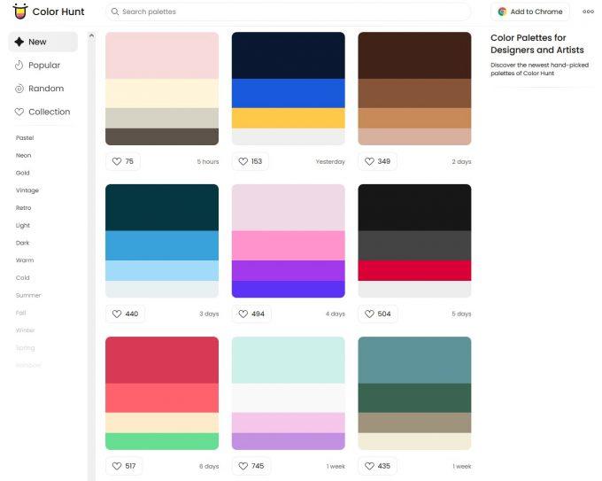 Color Huntトップ画像