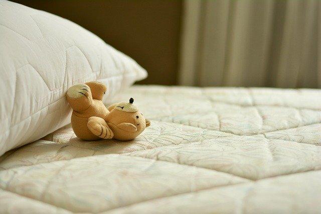 寝具とぬいぐるみ