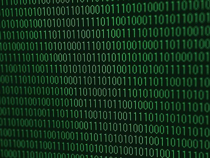 0と1の羅列(現代暗号もコンピュータを使います)